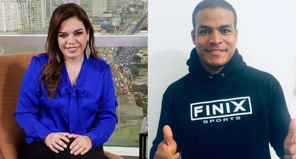 Milagros Leiva se pronunció sobre el comprometedor video del boxeador que fue emitido en el programa de Magaly Medina.  (Foto: Instagram)
