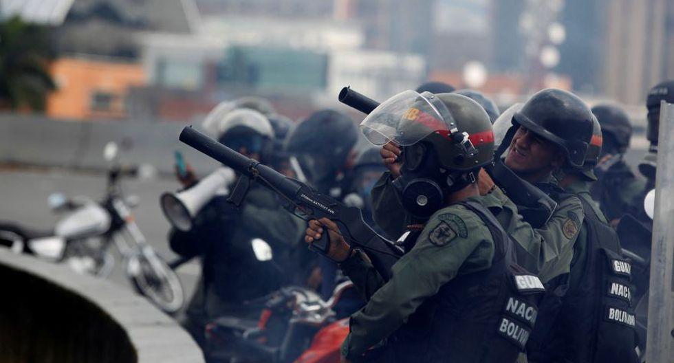 Venezuela: Las fotos más impactantes de la brutal represión - 45