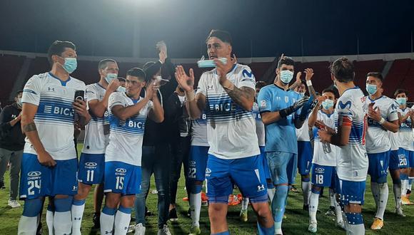 La UC suma su tercer título en la Supercopa de Chile | Foto: @cruzados