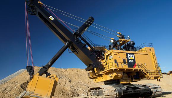 La inversión minera creció 24.5%. (Foto: GEC)