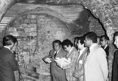 Criptas y catacumbas en Palacio de Gobierno: los misterios de los túneles que se mostraron en 1981
