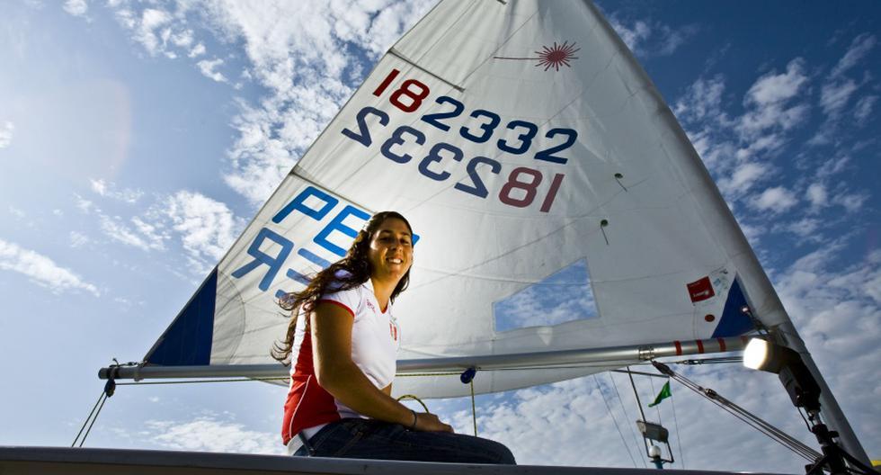 Paloma Schmidt hará historia con su cuarta participación en los Juegos Olímpicos. (Foto: El Comercio / Facebook)