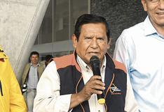 Gobernador regional de Moquegua, Zenón Cuevas, es internado en Hospital COVID-19