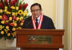 Elecciones 2021: JNE pide S/20 millones adicionales de presupuesto para afrontar comicios