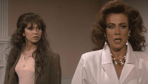"""""""María Mercedes"""" es una telenovela mexicana que fue emitida originalmente por El Canal de las Estrellas entre el 14 de septiembre de 1992 y el 5 de enero de 1993 (Foto: Televisa)"""