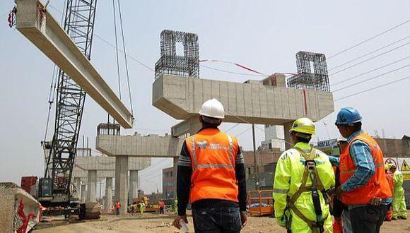Este año estarán en obra proyectos por más de US$17.000 mlls.