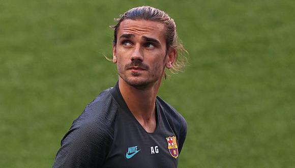Antoine Griezmann tiene contrato con Barcelona hasta mediados del 2024. (Foto: AFP)