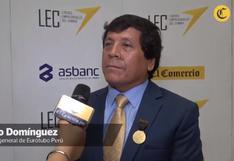 """Pedro Domínguez: """"Soy un vendedor y por accidente gerente"""""""