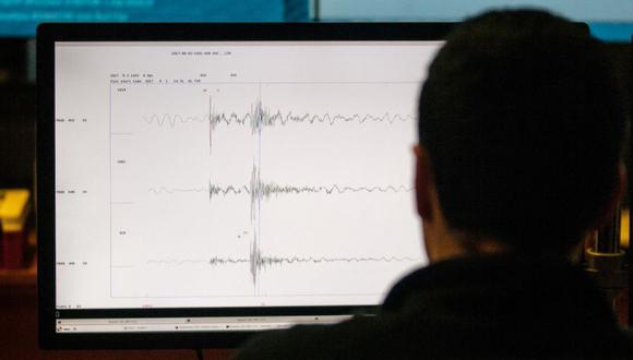 El Servicio Geológico de Estados Unidos (USGS, en inglés) detectó el referido sismo, lo que motivó que el Centro de Alertas de Tsunamis del Pacífico emitiera un aviso por maremoto. (Foto Referencial: CHRISTIAN MIRANDA / AFP)