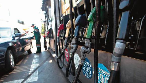 Repsol disminuyó en 1% el precio de combustibles