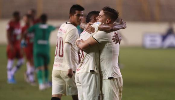 Universitario ganó 2-1 a Melgar en el estadio Monumental por el Clausura 2019 de la Liga 1 | VIDEO. (Video: Gol Perú / Foto: Lino Chipana - GEC)
