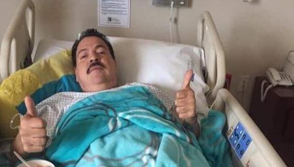 Julio Preciado superó varias enfermedades este año (Foto: De Primera Mano)