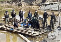 Madre de Dios: se han ejecutado 50 operativos contra la minería ilegal durante la pandemia