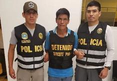 Vraem: terrorista capturado en Vizcatán del Ene operaba en pueblo que se desplazó por amenazas