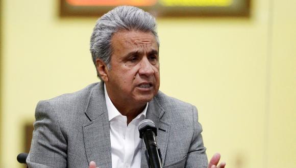 Lenín Moreno, presidente de Ecuador. (Foto: Reuters/Daniel Tapia)