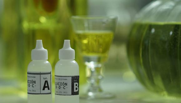 Digemid subraya que el consumo de dióxido de cloro o clorito de sodio puede causar graves daños a la salud de las personas. (Foto: archivo GEC)