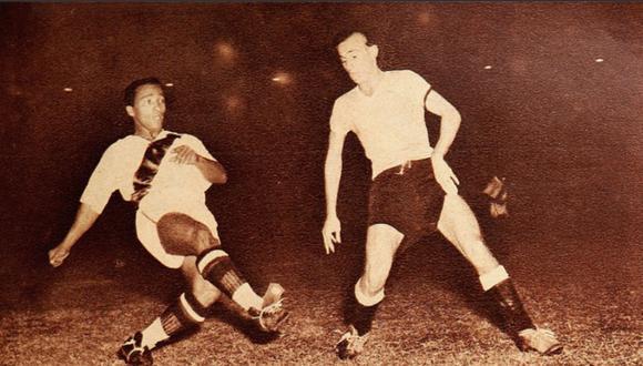 La selección peruana jugó seis partidos en la Copa América de 1953. (Foto: Revista Estadio)