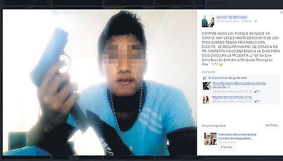 Balacera que hirió a dos menores fue por guerra de pandillas
