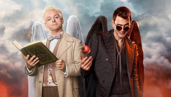 """Good Omens"" tendrá una segunda temporada en la plataforma Amazon Prime Video. (Foto: Amazon)"