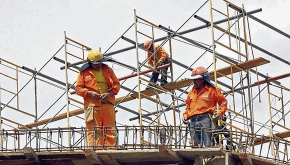 En el 2020, el 98% de los demandantes efectivos de construcción de vivienda sobre lote propio afirmó que deberá tomar un crédito para financiar el gasto que implicaba la puesta en marcha de esas obras. (Foto: GEC)