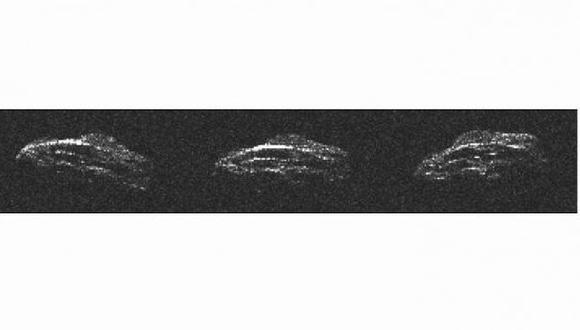 Observan un inusual asteroide que intriga a los científicos