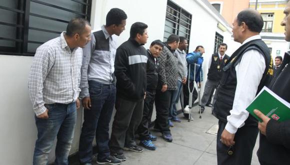 'La gran familia chinchana' fue trasladada a Piedras Gordas I