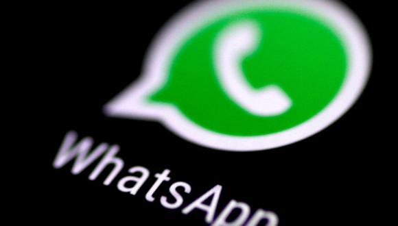 Llega a WhatsApp una función para tiempos de desconexión. (Foto de archivo: Reuters/ Thomas White)