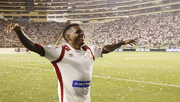 Quintero es el hombre más importante en ataque de Universitario. (Foto: Andina)
