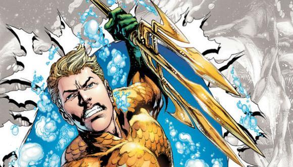 """Warner Bros. alista dos guiones de """"Aquaman"""""""