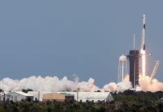SpaceX | Revive el histórico lanzamiento de la nave Crew Dragon [FOTOS y VIDEO]