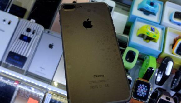 iPhone 7: tibio recibimiento del iPhone 7 en Asia