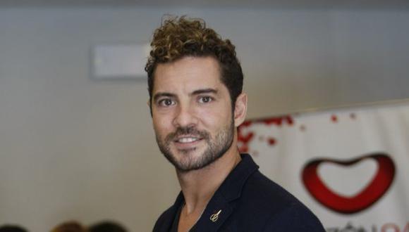 David Bisbal aplaza su actuación en Puerto Rico hasta octubre de 2021. (Foto: GEC/Ernesto Quilcate)
