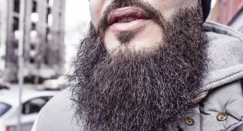 Hay hombres que prefieren no afeitarse la barba porque les gusta. El protagonista del viral de YouTube, por ejemplo. (Pixabay)