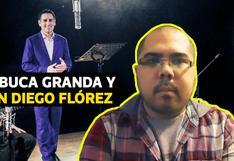 """La pregunta del día: ¿Cómo juntaron la voz de Chabuca Granda y Juan Diego Flórez en la nueva versión de """"La flor de la canela""""?"""