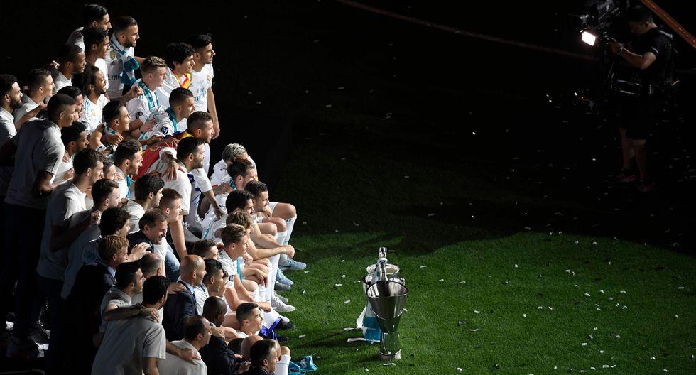 """""""Campeones por naturaleza"""", por Jerónimo Pimentel. (Foto: AFP)"""