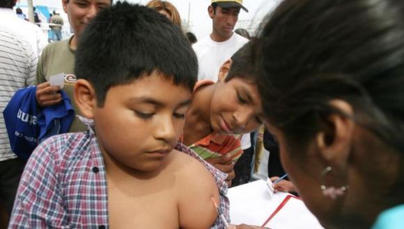 Se han distribuido dos millones de vacunas contra fiebre amarilla
