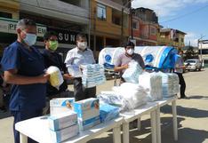 Coronavirus en Perú: entregan cápsula de aislamiento y pruebas rápidas de COVID-19 a hospital en el Vraem