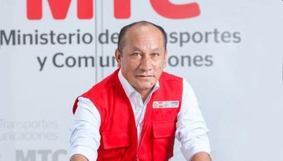 """Durante una actividad en Cusco, el ministro de Transporte y Comunicaciones se había quejado de la cobertura por parte del canal de Estado. """"Canal 7 nos golpea a nosotros como si fuera un canal extraño"""", manifestó. (Foto: Twitter)"""