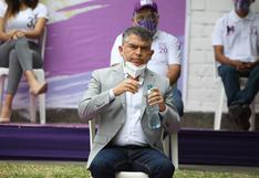 Julio Guzmán informa que dio positivo a COVID-19