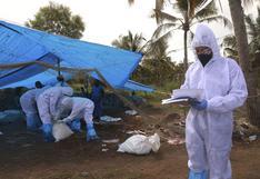 Rusia afirma que detectó primer caso de transmisión de cepa H5N8 de gripe aviar al ser humano