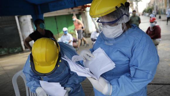 La entidad precisó que, las labores serán brindadas en los módulos hospitalarios desplegados en San Juan de Lurigancho, San Martín de Porres, El Agustino y Comas en Lima Metropolitana. (Foto: GEC)