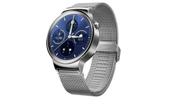 Un nuevo smartwatch llega al mercado peruano