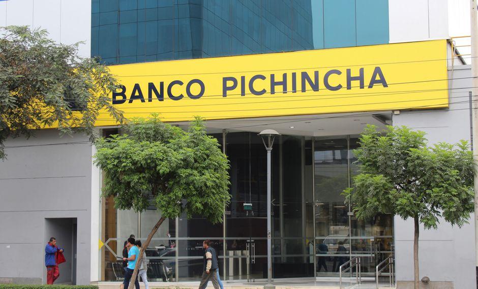 Spangenberg, gerente general adjunto de Negocios del Banco Pichincha avizora un buen desempeño del banco en próximo quinquenio. (Foto: Banco Pichincha)