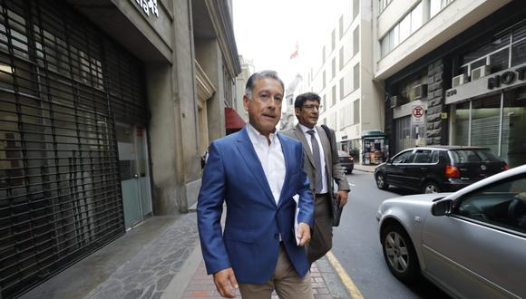 El empresario chileno Gerardo Sepúlveda tiene impedimento de salida del país. (Foto GEC)