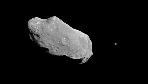 En 2029 el asteroide Apophis está muy cerca de la Tierra. (Foto: NASA/JPL)