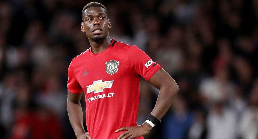 Manchester United se pronunció por los insultos racistas que recibió Paul Pogba. (Foto: Reuters)