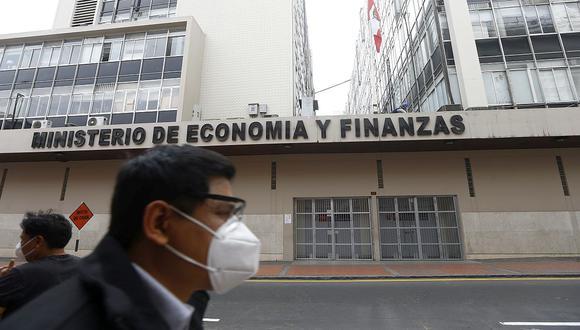 El Ministerio de Economía y Finanzas (MEF) se encargará de suscribir el contrato con el BID. (Foto: Francisco Neyra / GEC)