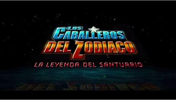 """Trailer de """"Caballeros del Zodiaco: La Leyenda del Santuario"""""""