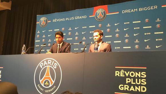 Dani Alves, experimentado defensor brasileño, decidió seguir su carrera en el poderoso París-Saint Germain. Su último equipo fue la Juventus, donde campeonó en la Serie A y Copa Italia. (Foto: PSG Oficial)