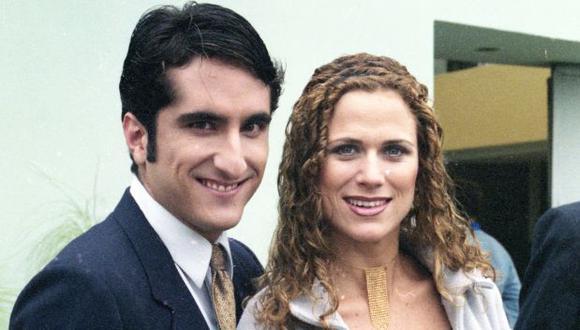 """Omar García y Alexandra Graña protagonizaron en 2003 """"Demasiada belleza"""", telenovela inspirada en el clásico """"Cyrano de Bergerac"""". (Foto: Dolly Fernández  / El Comercio)"""